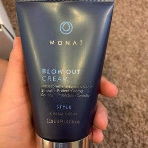 Monat blow out cream! New